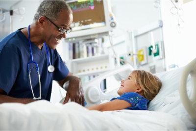 nurse reminding in taking medication
