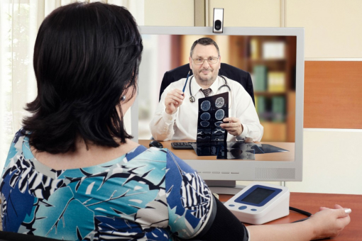 Staying Connected Through Telehealth Services